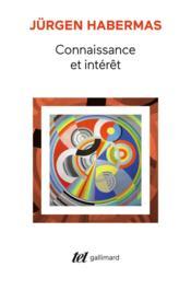 Connaissance Et Interet - Couverture - Format classique