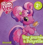 Une journée à Ponyville - Couverture - Format classique