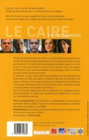 Le Caire ; mégalopole durable ? - 4ème de couverture - Format classique