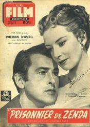 Film Complet N° 486 - Le Prisonnier De Zenda - Couverture - Format classique