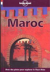 Maroc: Guide De Voyage - Intérieur - Format classique