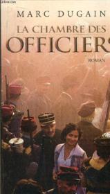 La chambre des officiers. roman - Couverture - Format classique