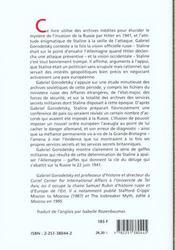 Grand Jeu De Dupes (Le) - 4ème de couverture - Format classique