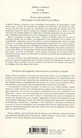 Revue culture et musees n 10 - 4ème de couverture - Format classique