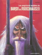 Les aventures oubliees du baron de munchhausen - tome 01 - les orientales - Intérieur - Format classique