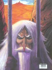 Les aventures oubliees du baron de munchhausen - tome 01 - les orientales - 4ème de couverture - Format classique
