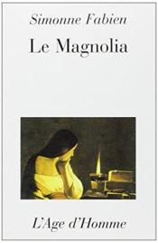 Le Magnolia - Couverture - Format classique