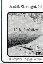 L'Ile Habitee - Couverture - Format classique