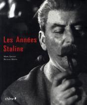 Les Annees Staline - Intérieur - Format classique