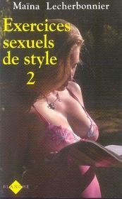 Exercices sexuels de style 2 - Intérieur - Format classique