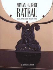 Armand Albert Rateau - Intérieur - Format classique