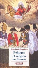 Politique et religion - Intérieur - Format classique