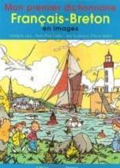 Mon premier dictionnaire français-breton en images - Intérieur - Format classique