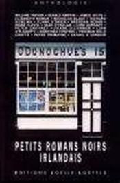 Petits romans noirs irlandais - Couverture - Format classique