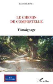 Le chemin de Compostelle - Couverture - Format classique