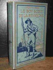 Le Boy-Scout De La Revanche - Couverture - Format classique