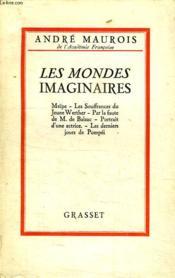 Les Mondes Imaginaires. - Couverture - Format classique