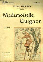 Mademoiselle Guignon. Collection : Select Collection N° 46 - Couverture - Format classique