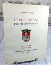 L'Isle-Adam. Perle de l'Ile-de-France. - Couverture - Format classique