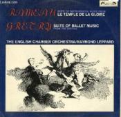 Disque Vinyle 33t Le Temple De La Gloire, Suite Of Ballet Music. - Couverture - Format classique