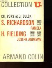 Samuel Richardson - Pamela / Henry Fielding - Joseph Andrews - Collection U² - Couverture - Format classique