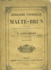 Geographie Universelle De Malte-Brun - Tome 7 - Couverture - Format classique