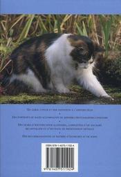 Mon compagnon le chat - 4ème de couverture - Format classique