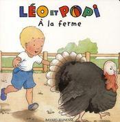 Léo et Popi à la ferme - Intérieur - Format classique