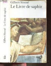 Le livre de saphir - Couverture - Format classique
