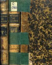 Oeuvres De Platon, 2 Tomes - Couverture - Format classique
