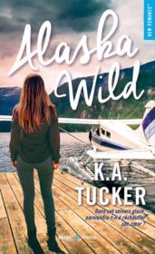 Alaska wild - Couverture - Format classique