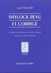 Shylock Revu Et Corrige - Intérieur - Format classique