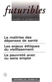 Futuribles N.201 - Couverture - Format classique