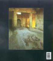 Tunisie antique - 4ème de couverture - Format classique