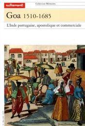 Goa 1510-1685 - Intérieur - Format classique