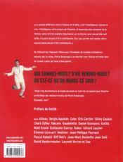 Desproges en BD t.1 ; français, française, belges, belges, lecteur chéri, mon amour ! - 4ème de couverture - Format classique