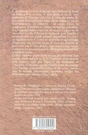 Touareg du xxi siecle - 4ème de couverture - Format classique