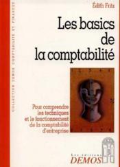 Basics De La Comptabilite - Couverture - Format classique