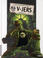V-Jer's t.1 ; les skulls - Couverture - Format classique