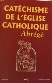 Catechisme de l'eglise catholique - Couverture - Format classique