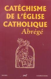 Catechisme de l'eglise catholique - Intérieur - Format classique