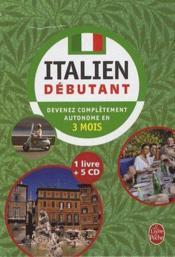 telecharger Coffret italien – debutant livre PDF en ligne gratuit