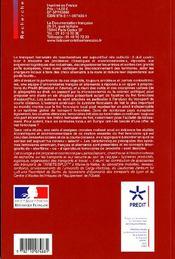 Quel fret ferroviaire local ? ; réalités françaises, éclairages allemands - 4ème de couverture - Format classique