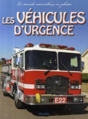 Les véhicules d'urgence - Couverture - Format classique