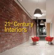 21st century interiors - Couverture - Format classique