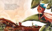 Raconte-moi une fable ; la cigale et la fourmi - Couverture - Format classique