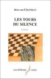 Les tours du silence - Couverture - Format classique