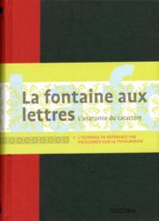 La fontaine aux lettres - Couverture - Format classique