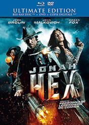 Jonah Hex - Couverture - Format classique