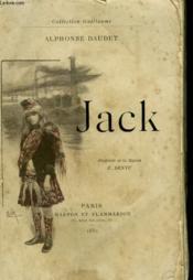 Jack. - Couverture - Format classique